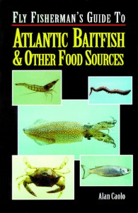 The Fly Fisherman's Guide to Atlantic Baitfish by Alan Caolo
